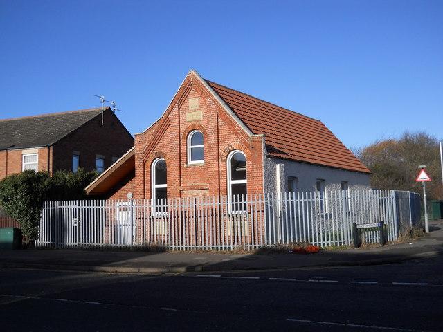 Former Wesleyan chapel, Dogsthorpe