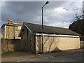 TQ3975 : St Margaret's visitor centre, Brandram Road, Lee by Stephen Craven