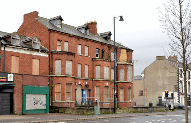 Nos 137-141 Ormeau Road, Belfast - March 2014(1)