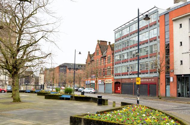 Mark Royal House, Belfast (March 2014)