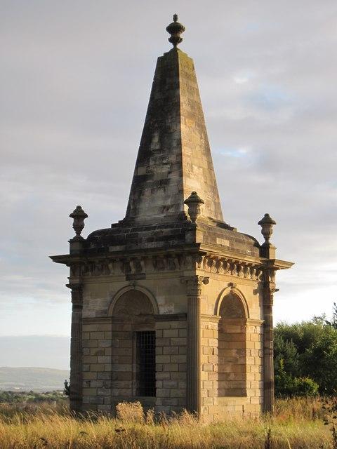 Macrea's  Monument