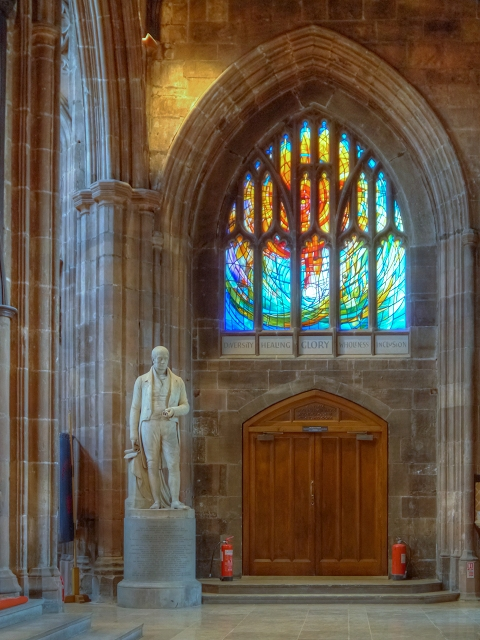 Thomas Fleming and The Healing Window