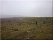 SD8283 : The new Pennine Bridleway west of Cold Keld Gate by Karl and Ali