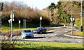 J3770 : Gyratory, Ballygowan Road near Belfast (5) by Albert Bridge