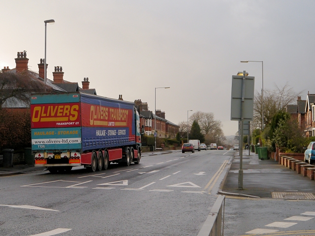 Radcliffe New Road (A665)