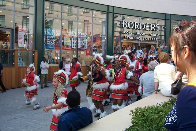 Carnival Bullring opening day 4/09/2003