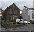 SN7305 : Former New Church Temple, Ynysmeudwy by Jaggery