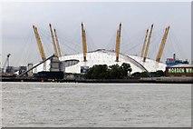 TQ3980 : The O2 Arena by Steve Daniels