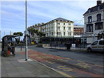 SH7882 : Carlton pub, Llandudno by Richard Hoare