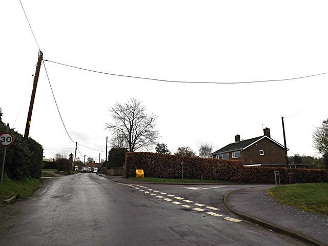 Mill Road, Stoke Holy Cross