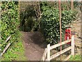 ST5681 : Community Forest Path at Compton Greenfield by Derek Harper