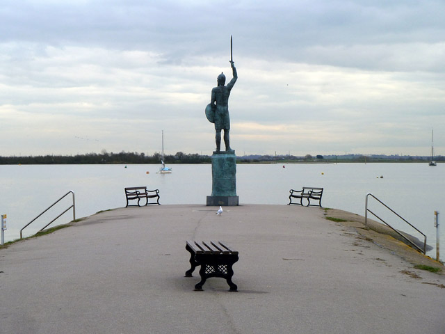 Image result for maldon statue