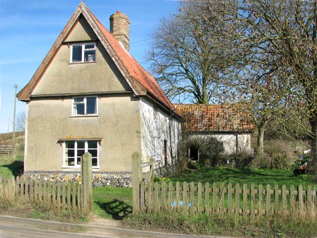 Elm Farm - the farmhouse