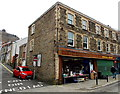 SO2104 : Salvation Army charity shop in Abertillery by Jaggery