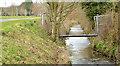 J4273 : The Enler River, Dundonald (March 2014) by Albert Bridge