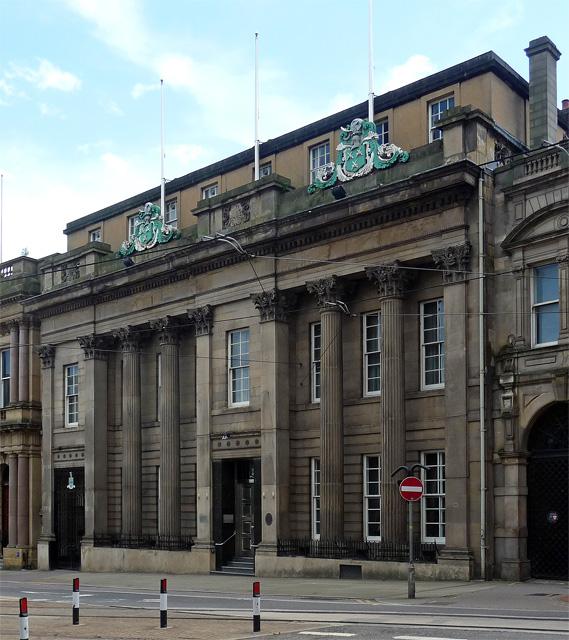 Cutlers' Hall, Church Street, Sheffield