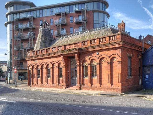 Former Police Station, Chapel Street