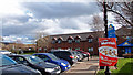 SJ4674 : Chester Services by wfmillar