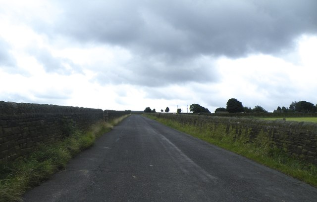Midhope Cliff Lane, Upper Midhope, near Stocksbridge