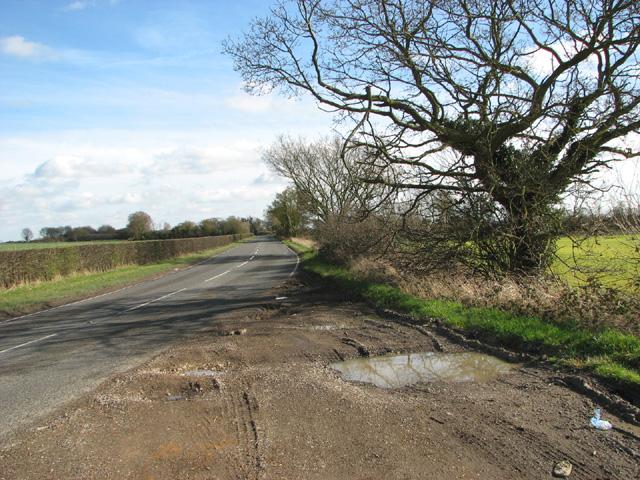To Hethel Bridge on Wymondham Road