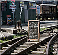 ST5872 : The Bristol Harbour Railway by Gillie Rhodes
