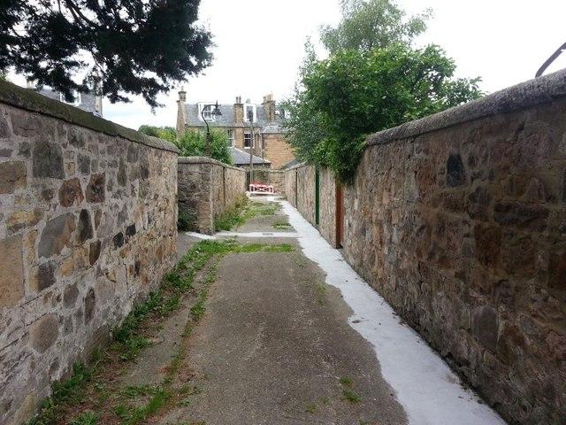 Ethel Terrace Lane