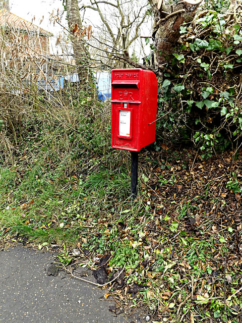 The Street South End Postbox