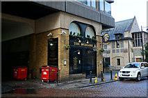 TQ3280 : The Mudlark next to London Bridge by Ian S