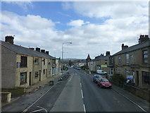 SD7328 : West End on the A679 Blackburn Road by Raymond Knapman