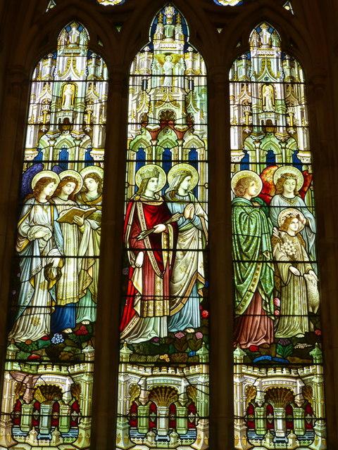 St. Michael the Archangel's church, Booton