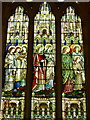 TG1222 : St. Michael the Archangel's church, Booton by pam fray