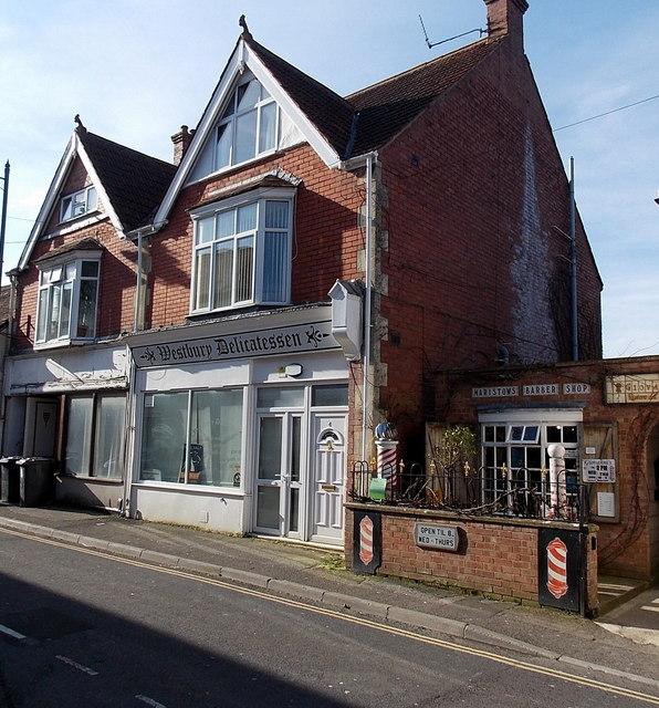 Maristows Barber Shop, Westbury