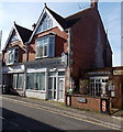 ST8751 : Maristows Barber Shop, Westbury by Jaggery