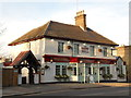 TQ2696 : The Railway Bell, New Barnet by Paul Bryan
