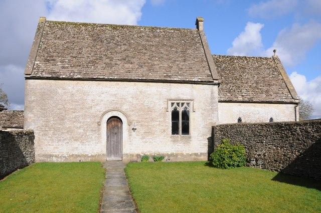 Tarlton church