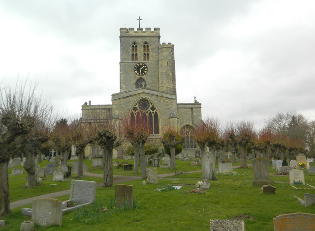 Church of St Mary the Virgin, Thame