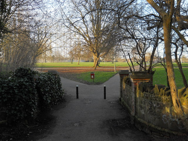 Victoria Recreation Ground, New Barnet