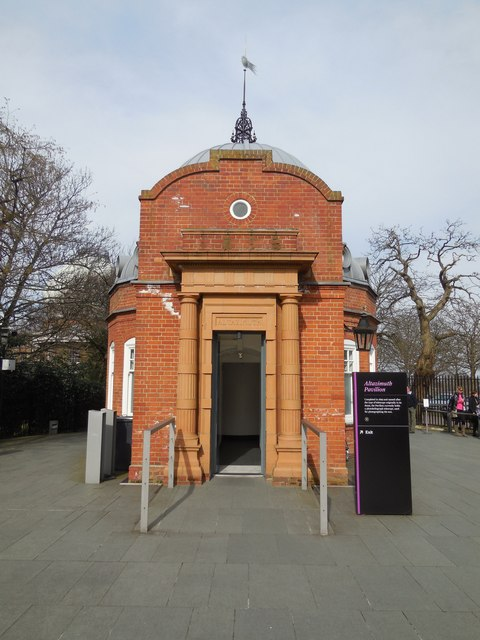 Altazimuth Pavilion, Greenwich Observatory