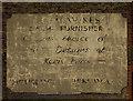 TQ3987 : Ghost sign, Harrington Road, Leytonstone by Julian Osley