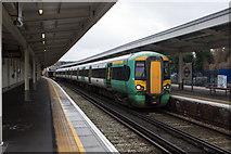 TQ3266 : West Croydon Station by Martin Addison