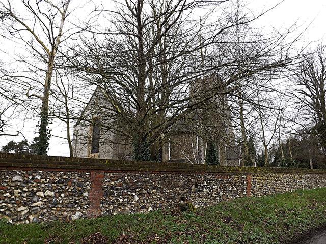 St.Peter & St.Paul  Church, Bergh Apton