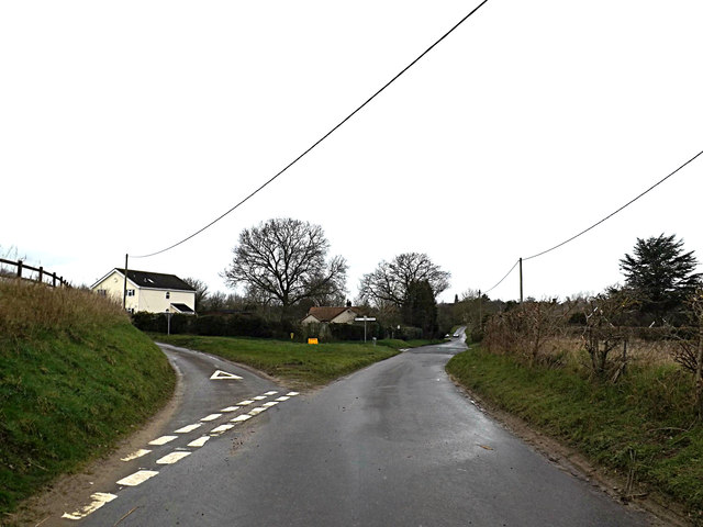 Hall Road, Bergh Apton