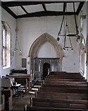 SK8707 : Egleton: St Edmund - the parson's view by John Sutton