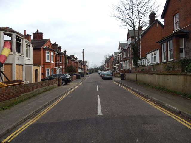 Gippeswyk Road, Ipswich