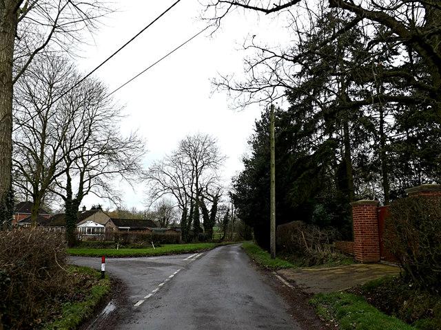 Littlebeck Lane, Kirstead