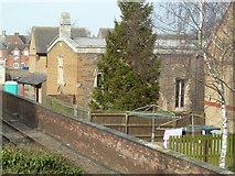 SK8508 : Chapel - St Anne's Close by Chris Allen