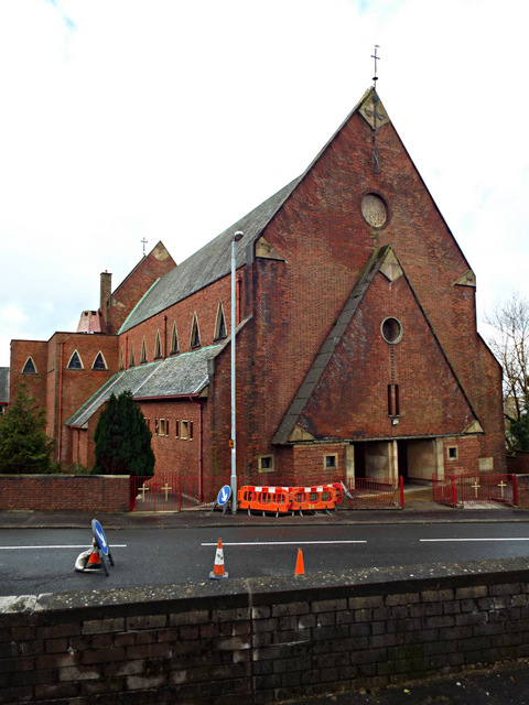 St Laurence's RC Church