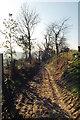 SO6232 : Track to Whittlebury Farm by John Winder