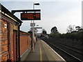 SK8509 : Oakham rail station 4-Rutland by Martin Richard Phelan
