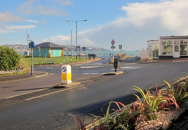 Roundabout, Paignton seafront